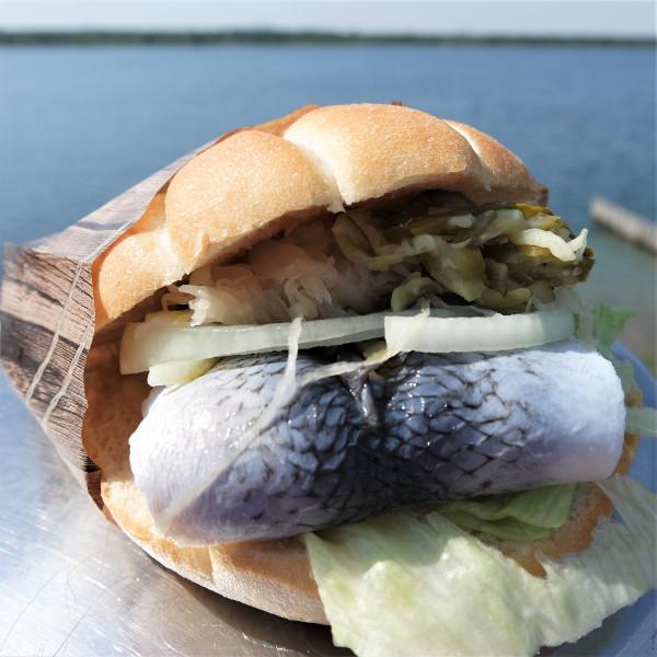 Neuseenland Fischbrötchen