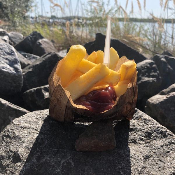 Neuseenland Pommes